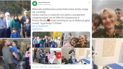 ,,Kłamstwa, manipulacje, wojna psychologiczna''. S. Żaryn o działaniach Białorusi - miniaturka