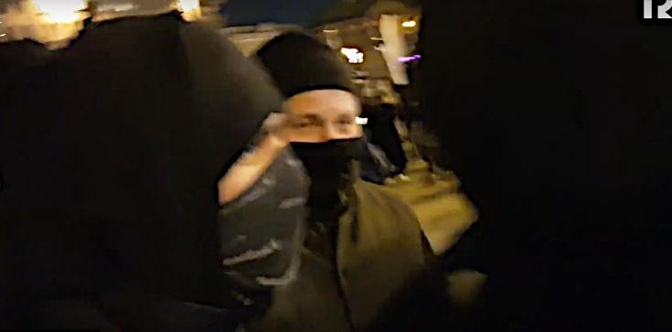Poznań: Dziennikarz zaatakowany przez aborcjonistów. Nikt nie reagował - zdjęcie