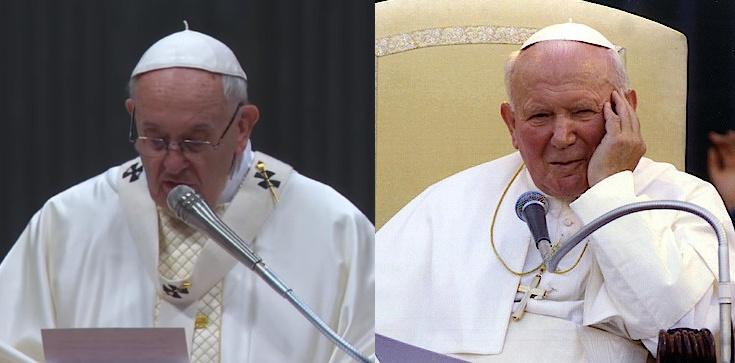Papież do Polaków: Módlmy się słowami św. Jana Pawła II - ,,Niech zstąpi Duch Twój i odnowi oblicze ziemi! Tej ziemi!'' - zdjęcie