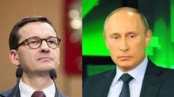 Morawiecki i państwa bałtyckie zablokowali szczyt UE-Rosja. ,,Niedorzeczny pomysł'' - miniaturka