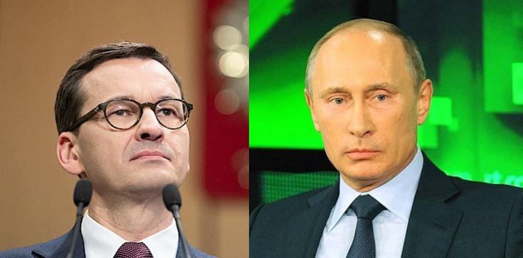 Morawiecki i państwa bałtyckie zablokowali szczyt UE-Rosja. ,,Niedorzeczny pomysł'' - zdjęcie