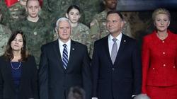 Wiceprezydent USA: Stoimy z Polską ramię w ramię. Zawsze tak będzie! - miniaturka