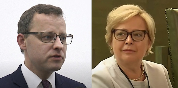 Wiceminister sprawiedliwości mocno o działaniach Gersdorf: To bezprawne łamanie polskiej Konstytucji! - zdjęcie