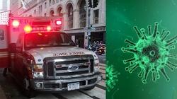 Ekspert: W USA zachorują miliony, umrze nawet 200 tys. osób - miniaturka