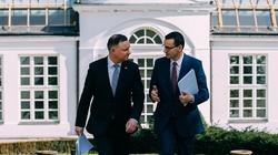 Premier Morawiecki ostrzega: Przegrana Andrzeja Dudy oznaczałaby paraliż - miniaturka