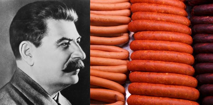 W Rosji będą produkować kiełbasy na cześć Stalina i ZSRR - zdjęcie