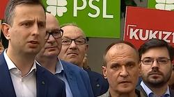 Oficjalnie: Kukiz'15 idzie do wyborów z PSL - miniaturka