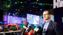 Premier Morawiecki na Intel Extreme Masters w Katowicach: Tego właśnie potrzebuje polska gospodarka - miniaturka