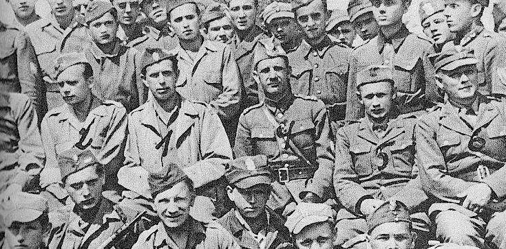 75 lat temu utworzono Brygadę Świętokrzyską NSZ - zdjęcie