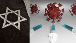 Żydzi to szczepionkowi rasiści. Palestyńczycy skarżą się - miniaturka
