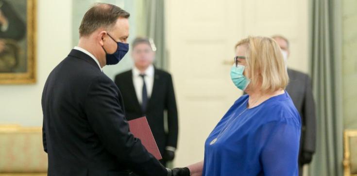 Małgorzata Manowska powołana na stanowisko I Prezesa Sądu Najwyższego - zdjęcie