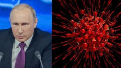 Rosja: Koronawirus Sputnika się nie boi. Ogromny wzrost zakażeń - miniaturka
