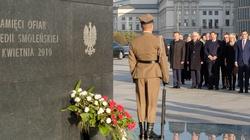 Znów pukają w dno od spodu! ,,GW'': PiS zawłaszczył pl. Piłsudskiego jak zaborcy - miniaturka