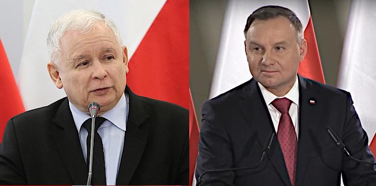Wyrok TK. Krótki i jasny komentarz prezesa PiS dot. słów prezydenta Dudy - zdjęcie