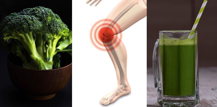 TERAPIA SOKAMI - sok z brokuła naprawi Twoje stawy!!! - zdjęcie