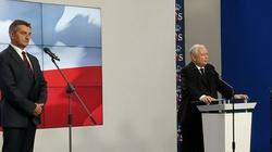 Jarosław Kaczyński: Oczywiście, że Marek Kuchciński wystartuje w wyborach - miniaturka