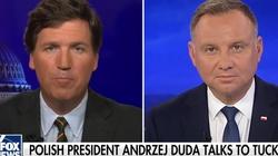 Prezydent Duda w Fox News: Jestem praktykującym chrześcijaninem, modlę się i nie wstydzę się tego - miniaturka