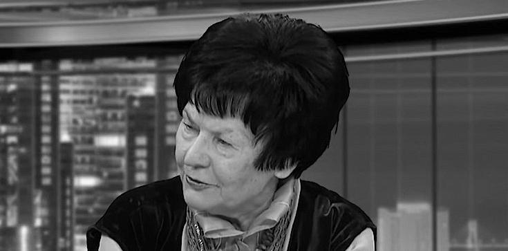 Nie żyje Marta Olszewska, żona śp. premiera Jana Olszewskiego - zdjęcie