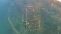 Niezwykłe! Ruiny bazyliki na dnie jeziora. Mają 1600 lat! - miniaturka