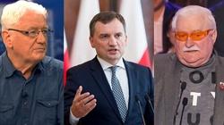 K. Wyszkowski nie musi przepraszać Wałęsy. Ziobro: Prawda w końcu zatriumfowała! - miniaturka