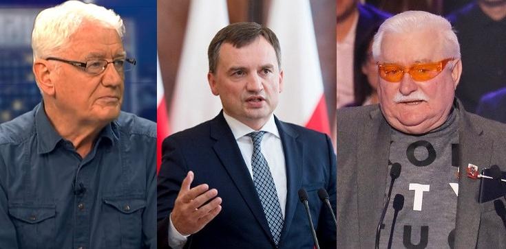 K. Wyszkowski nie musi przepraszać Wałęsy. Ziobro: Prawda w końcu zatriumfowała! - zdjęcie