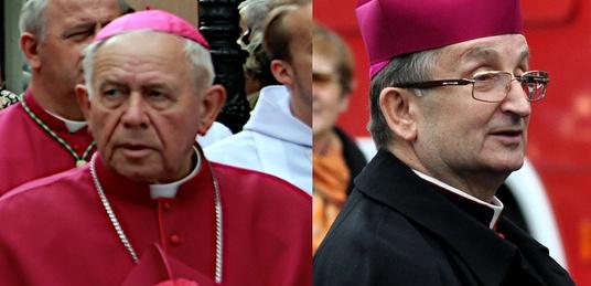 Jest decyzja Watykanu. Bp Regmunt i bp Napierała ukarani przez Stolicę Apostolską - miniaturka