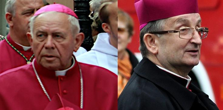 Jest decyzja Watykanu. Bp Regmunt i bp Napierała ukarani przez Stolicę Apostolską - zdjęcie
