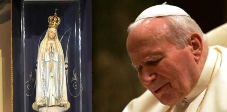 Jak Maryja ocaliła Jana Pawła II przed śmiercią - zdjęcie