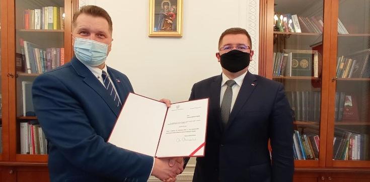 Tomasz Rzymkowski nowym wiceministrem edukacji i nauki - zdjęcie
