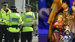 Szaleństwo! Przez koronawirusa policja w UK będzie rozbijać świętowanie Bożego Narodzenia?! - miniaturka