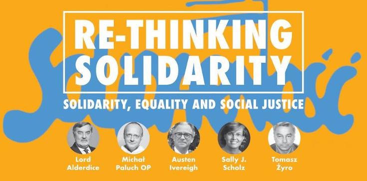 Jak chrześcijanin rozumie równość, sprawiedliwość społeczną i solidarność? [DEBATA NA ŻYWO] - zdjęcie