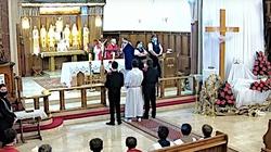 Lepiej późno niż wcale. Londyńska policja przeprasza za przerwanie nabożeństwa w polskim kościele - miniaturka