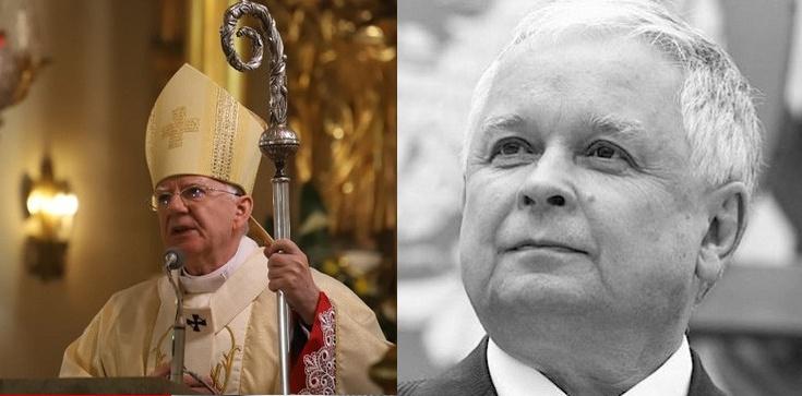 Abp Marek Jędraszewski o śp. Lechu Kaczyńskim: Wielki świadek Polski, jej tradycji, jej tragedii - zdjęcie