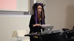 Okultystyczna feministka postuluje kres rasy ludzkiej - miniaturka