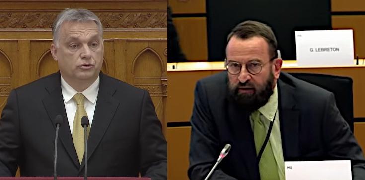 Gejowska orgia w Brukseli z udziałem europosła. Orban zabrał głos - zdjęcie