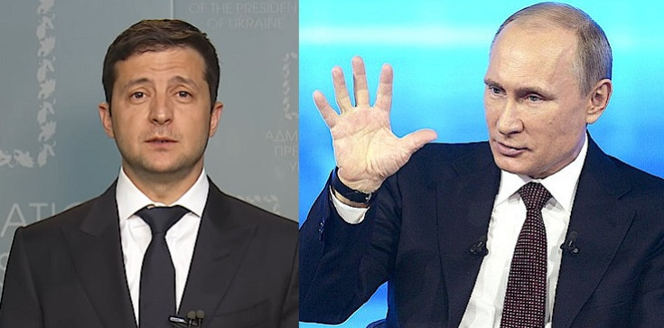 Putin rozgrywa Zełenskiego. Wymiana więźniów to wygrana Kremla - zdjęcie