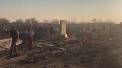 Katastrofa ukraińskiego samolotu w Iranie. Wśród ofiar nie ma Polaków - miniaturka