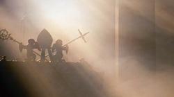 Na świecie kościoły stają sięmagazynami – a u nas? Polskie sanktuaria w obiektywie Adama Bujaka - miniaturka