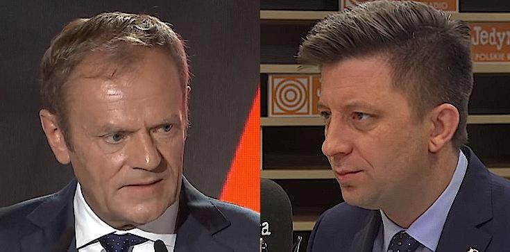 Michał Dworczyk:Tusk na pewno nie pomógł Koalicji Europejskiej... - zdjęcie