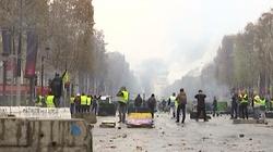 Francja: Dziesiąta ofiara protestów ,,żółtych kamizelek'' - miniaturka