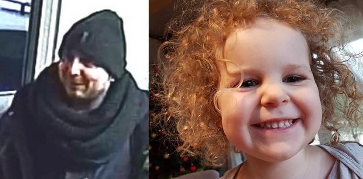 Policja publikuje zdjęcie ojca porwanej Amelii. To on wypożyczył samochód - zdjęcie