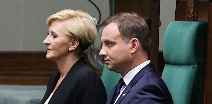 Skandaliczne insynuacje SokuzBuraka dot. pary prezydenckiej. ,,Tak obrzydliwe, że chce się wymiotować'' - zdjęcie