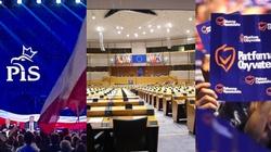Wybory do PE: Starcie Dobrej zmiany z Nocną zmianą - miniaturka