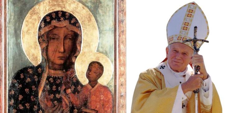 Pożar Notre-Dame: Kopia Ikony Jasnogórskiej i relikwie św. Jana Pawła II ocalone! - zdjęcie