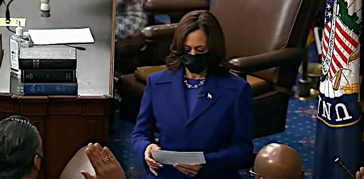 USA: Demokraci przejęli kontrolę nad Senatem - zdjęcie