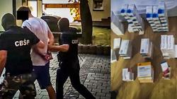 Cela Plus: Mafia lekowa rozbita. 4 osoby w rękach policji - miniaturka