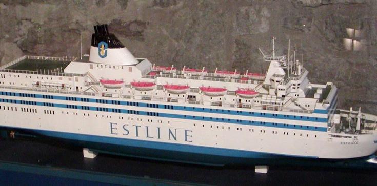 Zderzenie promu z rosyjska łodzią podwodną prawdopodobną przyczyną zatonięcia ,,Estonii''? - zdjęcie