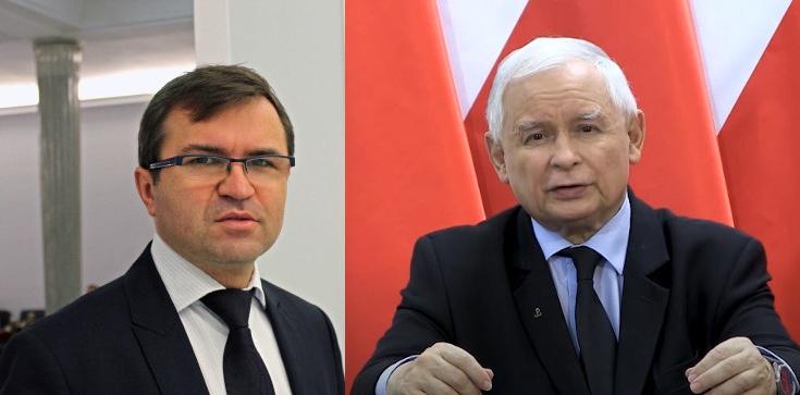 Girzyński zawieszony. Zasady obowiązują wszystkich - zdjęcie