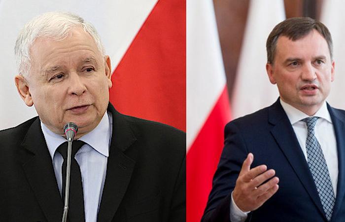 Spotkanie Ziobro - Kaczyński: Czy znów uda się zażegnać konflikt? - zdjęcie