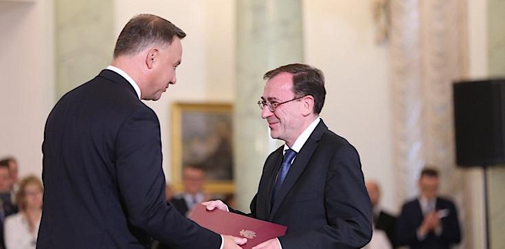 Mariusz Kamiński powołany na szefa MSWiA - zdjęcie